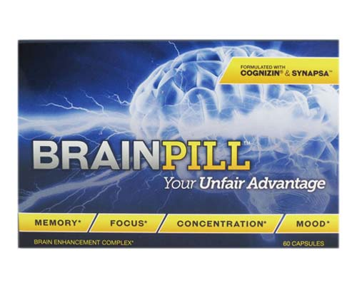 Brain Pill Pack