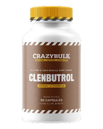 Clenbutrol bottle