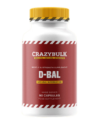 D-bal bottle